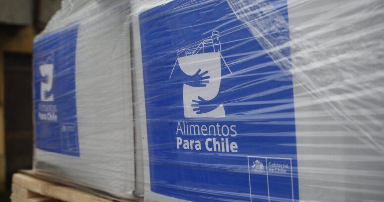 """""""Aprueban comisión investigadora por cajas de alimentos: diferencias de precios llegan hasta 81%"""""""