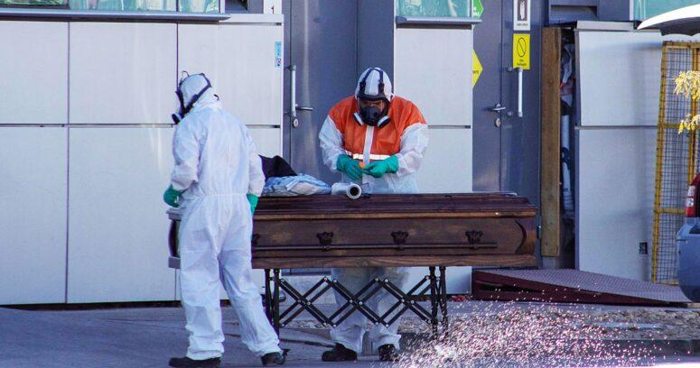 """""""Minsal: 74% de las víctimas de COVID-19 falleció en un hospital en marzo de 2021"""""""