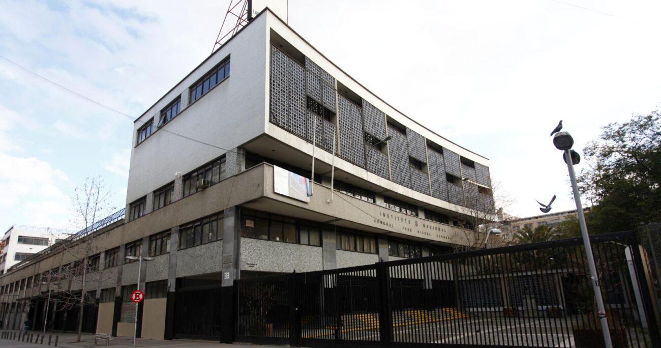 El liceo emblemático pasará a ser mixto durante este semestre. (Agencia Uno/Archivo)