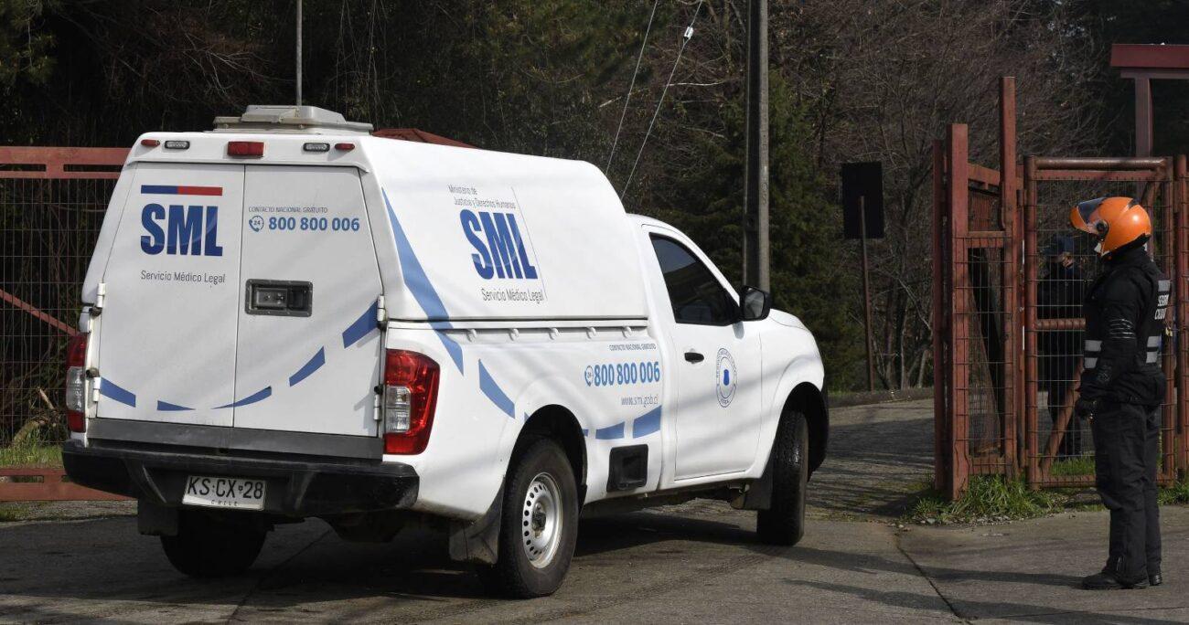 SML llegó al SAR de Chiguay a levantar el cuerpo del fallecido y llevar a cabo la autopsia de rigor. (Foto: Agencia UNO/Archivo)