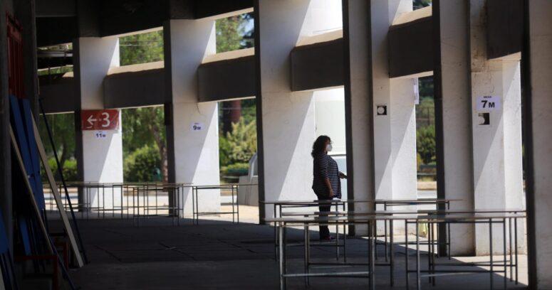 Gobierno responsabiliza al Servel por desechar el Estadio Nacional como local de votación