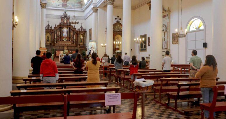 Suprema ordena autorizar misas con aforos y condiciones establecidas en plan Paso a Paso