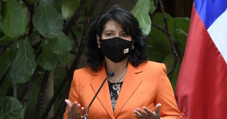 Oposición ratifica apoyo a Yasna Provoste para convertirse en la nueva presidenta del Senado