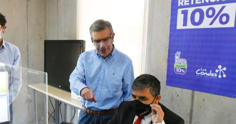 UDI respalda idea de Lavín para usar Seguro de Cesantía y no tercer 10%