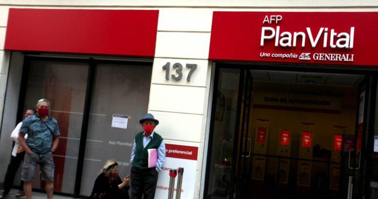 AFP han desembolsado US$ 34.432 millones en retiros del 10%