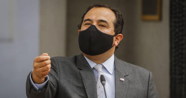 Contagios en La Moneda: subsecretario Galli da negativo a test PCR tras contacto estrecho con Delgado