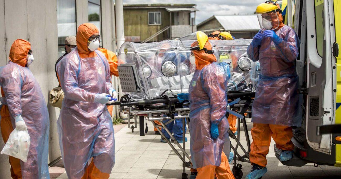 Esto, mientras que el Ministerio de Salud consignó 7.247 casos nuevos de COVID-19. Foto: Agencia UNO/Archivo