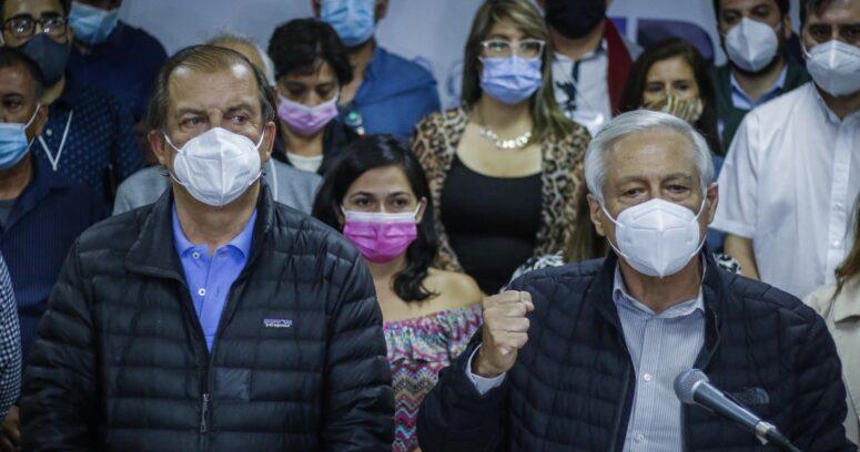 """PPD cambia de estrategia tras portazo de Narváez y clama por primaria de """"izquierda democrática"""""""