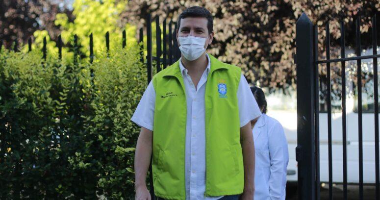 Claudio Castro apuesta por reforma en el Congreso para ir a la reelección en Renca