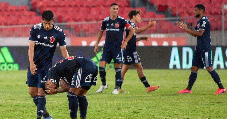 U. de Chile informa de caso de Covid en el plantel previo a choque con San Lorenzo