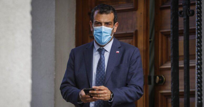 Rodrigo Delgado fue dado de alta tras su contagio con COVID-19