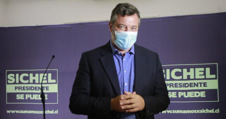Sebastián Sichel pide formalmente ser parte de primarias presidenciales de Chile Vamos