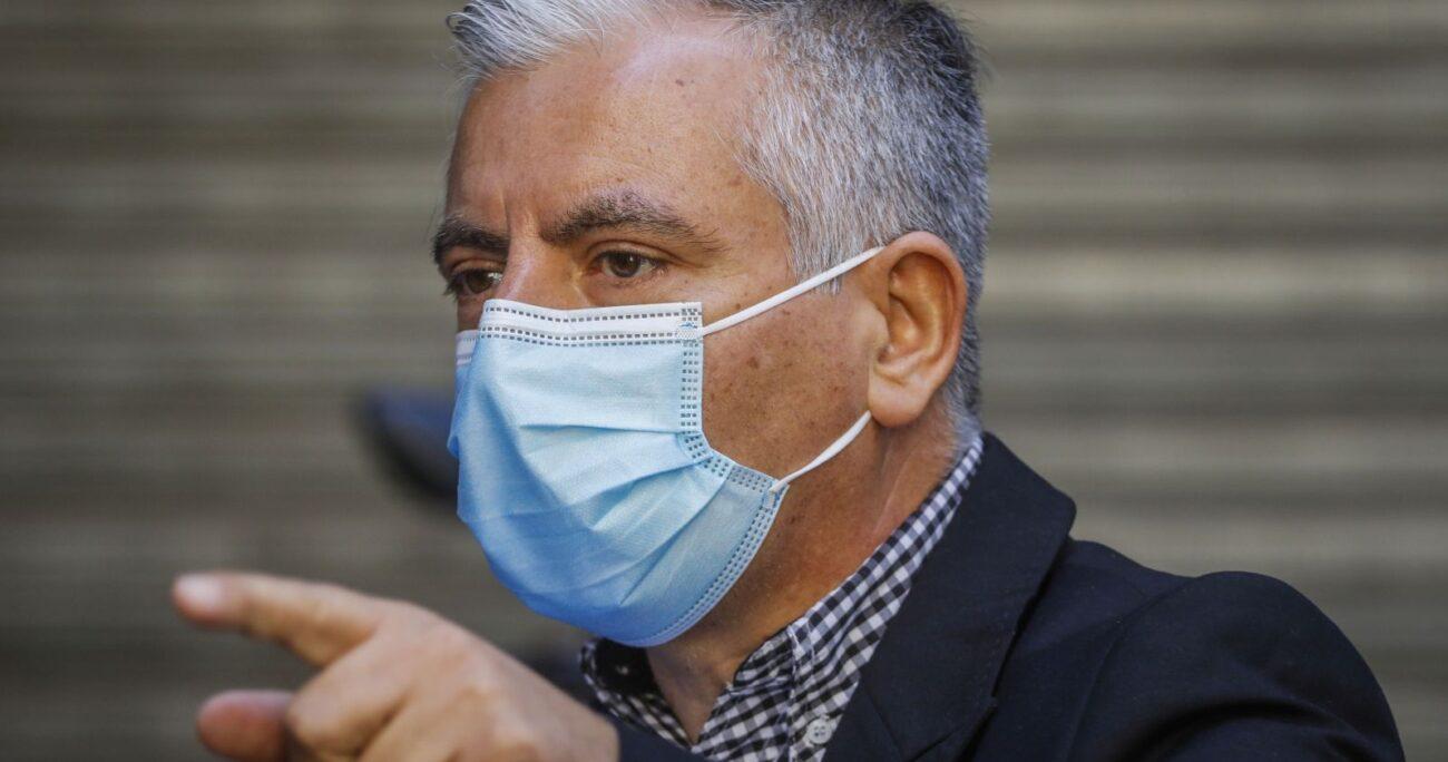 Díaz reiteró que no están las condiciones para mantener las actividades presenciales. (Agencia UNO/Archivo)