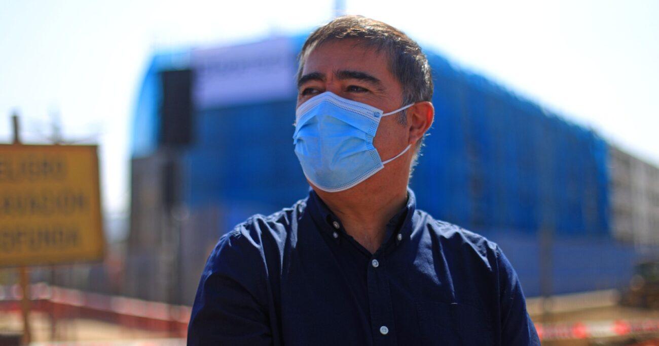 Mario Desbordes pidió mayores recursos para las pymes. (Agencia UNO/Archivo).