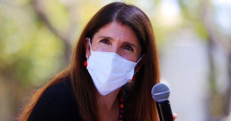 Paula Narváez anuncia proyecto para asegurar paridad de género en el Congreso