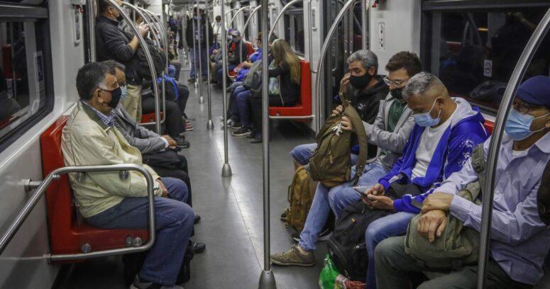 Metro anunció funcionamiento normal pese a llamado a paro de trabajadores