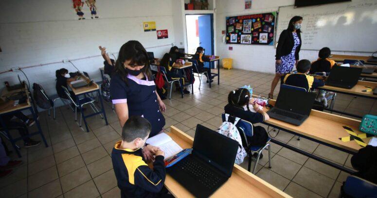 Más de 2 mil colegios del país retomaron las clases presenciales durante esta jornada