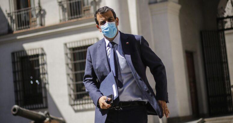 Rodrigo Delgado fue hospitalizado tras su contagio con COVID-19