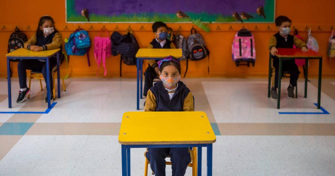 Los docentes en sus aulas logran construir comunidades que promueven el desarrollo de una inteligencia colectiva (Agencia UNO)