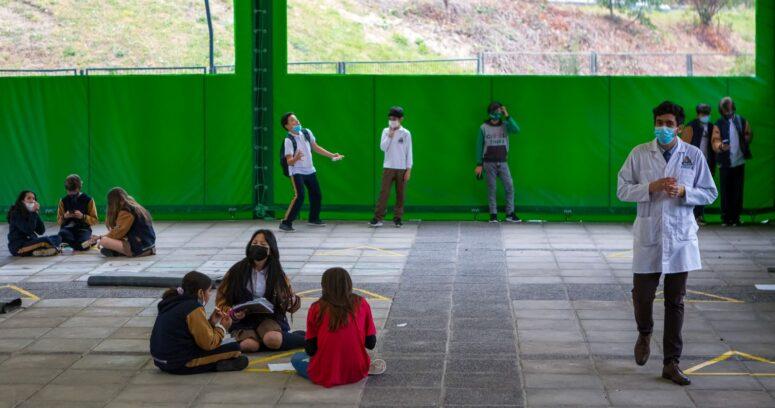 """Colegios particulares y los protocolos por la pandemia: """"El recreo es una de las situaciones más complejas"""""""