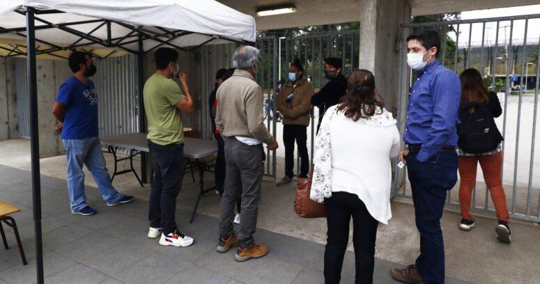 Viña del Mar: suspenden vacunación en Estadio Sausalito por falta de dosis