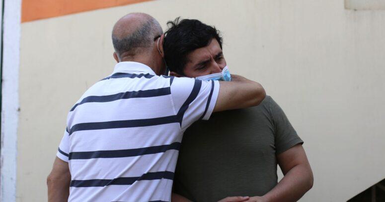 """""""Padre de niña asesinada en Huechuraba pide reponer la pena de muerte"""""""