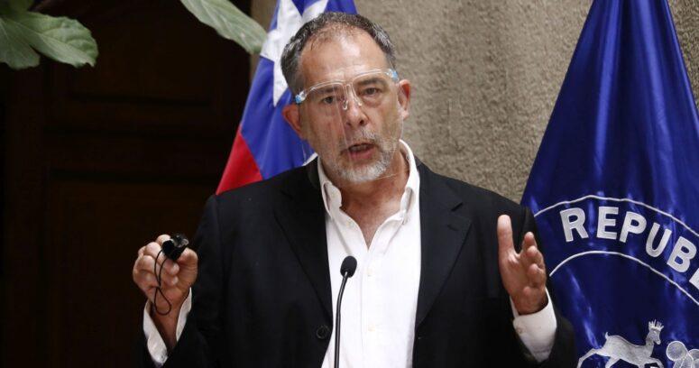 """""""Senador Girardi respaldó a Izkia Siches:"""