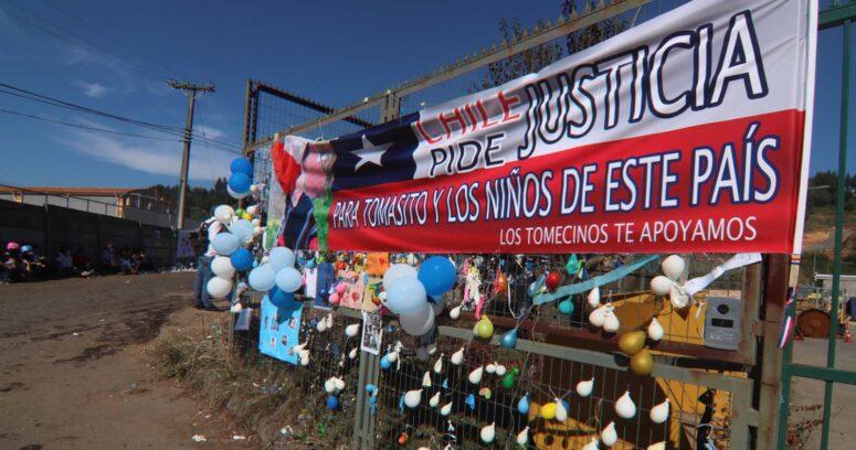 Caso Tomás Bravo: Fiscalía indica que se pospone entrega del cuerpo por pericias