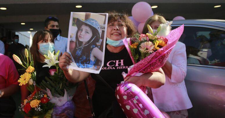 "Padre de menor baleada en Huechuraba: ""Yo sé quién mató a mi hija"""