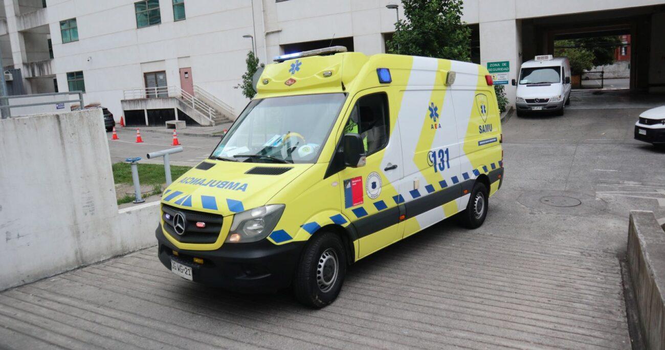 El niño falleció en el Hospital Regional de Concepción. (Agencia UNO/Archivo)