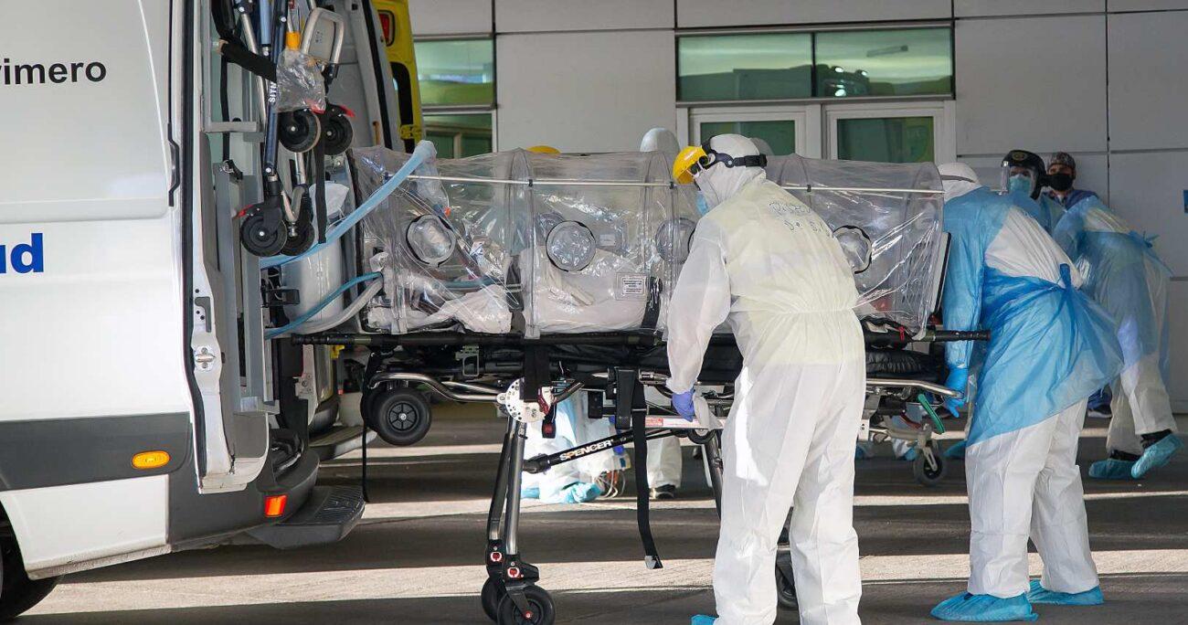 En las últimas 24 horas se registraron 80 fallecidos por causas asociadas al COVID-19. Foto: Agencia UNO/Archivo