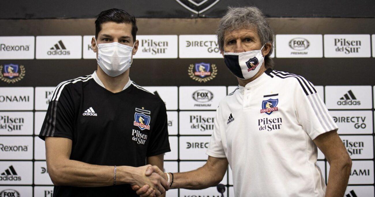 Albornoz evitó dramatizar por los reparos que tuvo para algunos directivos de Blanco y Negro. Foto: Agencia UNO