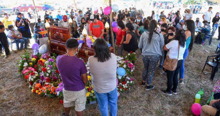 Justicia decreta prisión preventiva para imputado por homicidio calificado de Damaris Meliñir