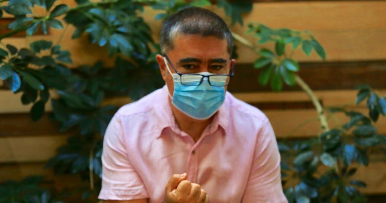 Mario Desbordes sostiene que la salud de las personas debe estar primero. (Agencia UNO/Archivo).