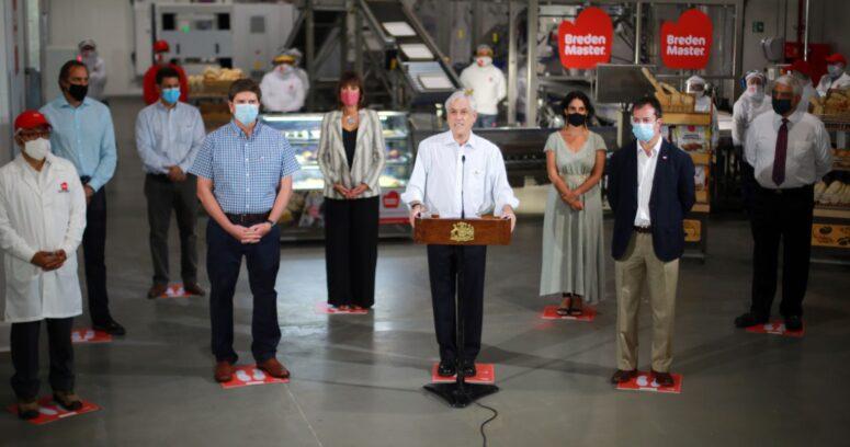 Piñera anunció aumento de beneficios de Subsidio al Empleo y extensión de Ley de Protección