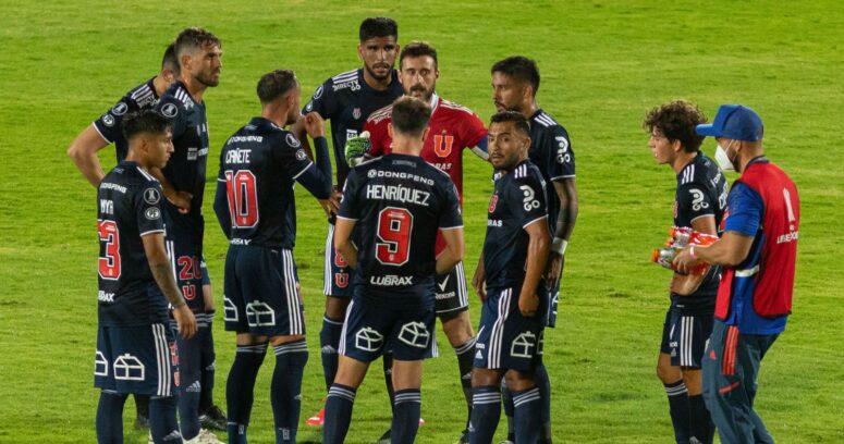 """""""Universidad de Chile sumó nuevos casos de COVID-19 en la previa del duelo ante San Lorenzo"""""""