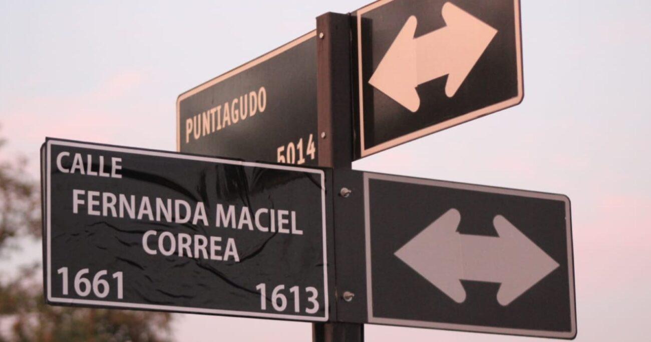 La solicitud cuenta con el apoyo de los vecinos del sector. Foto: Agencia UNO