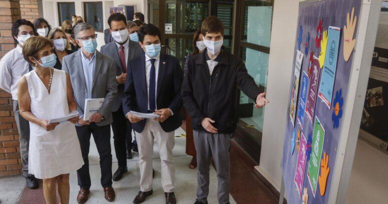 Presentan cuadrillas sanitarias para reducir riesgo de contagios en las escuelas