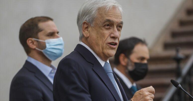 """""""Piñera:"""