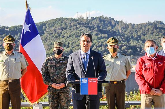 """""""Pablo Urquízar asume como coordinador nacional de la Macrozona Sur:"""