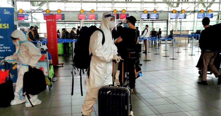 """""""Gobierno anuncia nuevas restricciones para personas que lleguen desde el extranjero"""""""