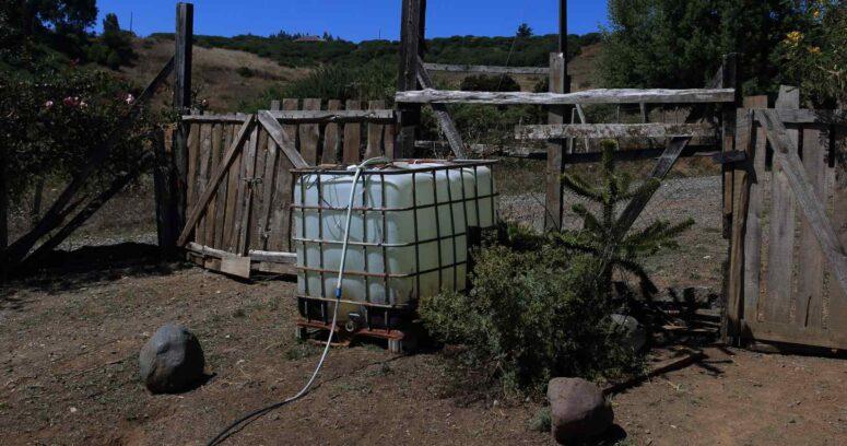 Suprema ordena al Fisco proveer 100 litros de agua al día a cada habitante de Petorca