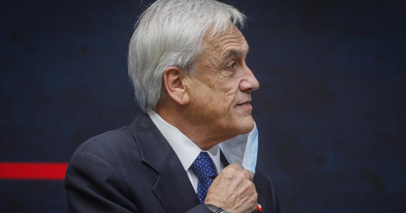 La polémica se origina por el Decreto 77 del Ministerio de Hacienda, firmado en enero pasado por Piñera. Foto: Agencia UNO