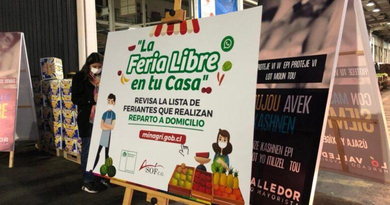 Feria Libre en tu casa: Gobierno lanza listado de feriantes con delivery en el país