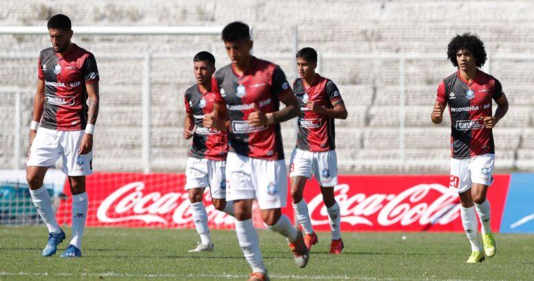 """""""Deportes Antofagasta se adelantó y vacunó a su plantel contra el COVID-19"""""""