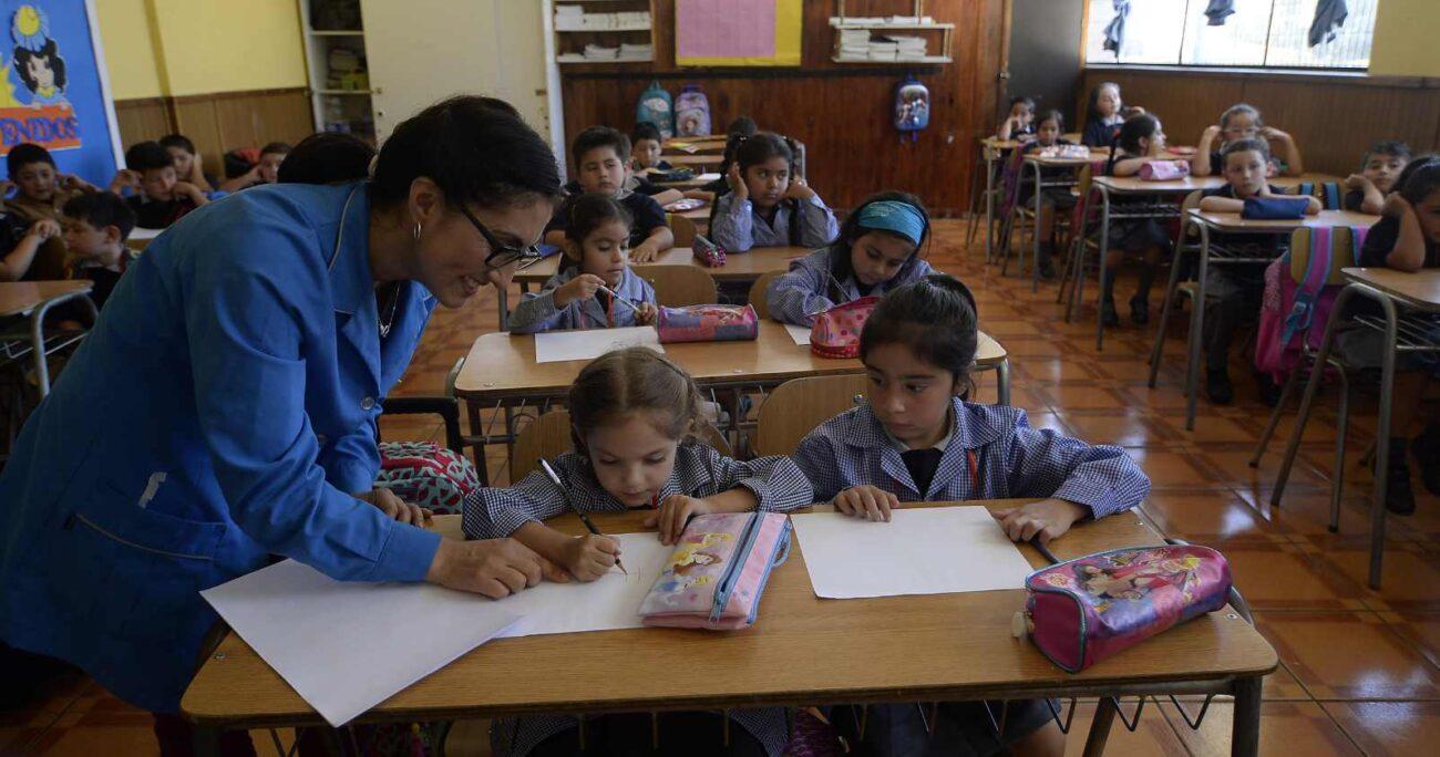 Los datos preliminares del proceso de postulación 2021, muestran una disminución de un 27% en los seleccionados en Pedagogía (Agencia UNO/Archivo)