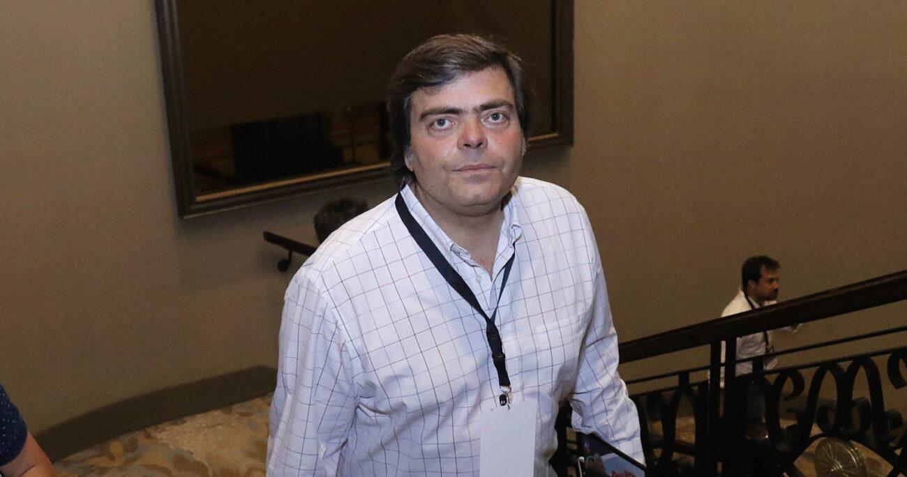 Cristián Barra presentó su renuncia como delegado durante el fin de semana. (Agencia UNO/Archivo).