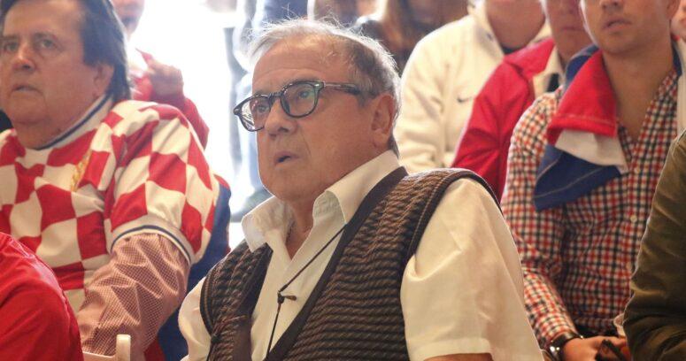 Mauricio Pesutic se recupera del COVID-19 y continuará con su campaña a constituyente