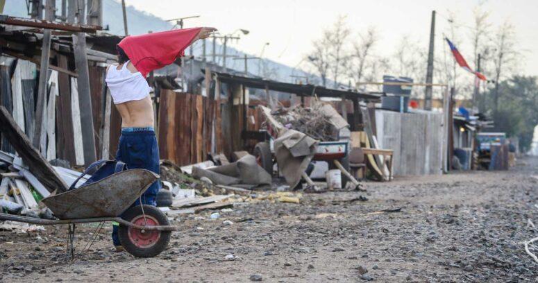 Cepal: Chile es el segundo país con menos impacto en la pobreza en pandemia