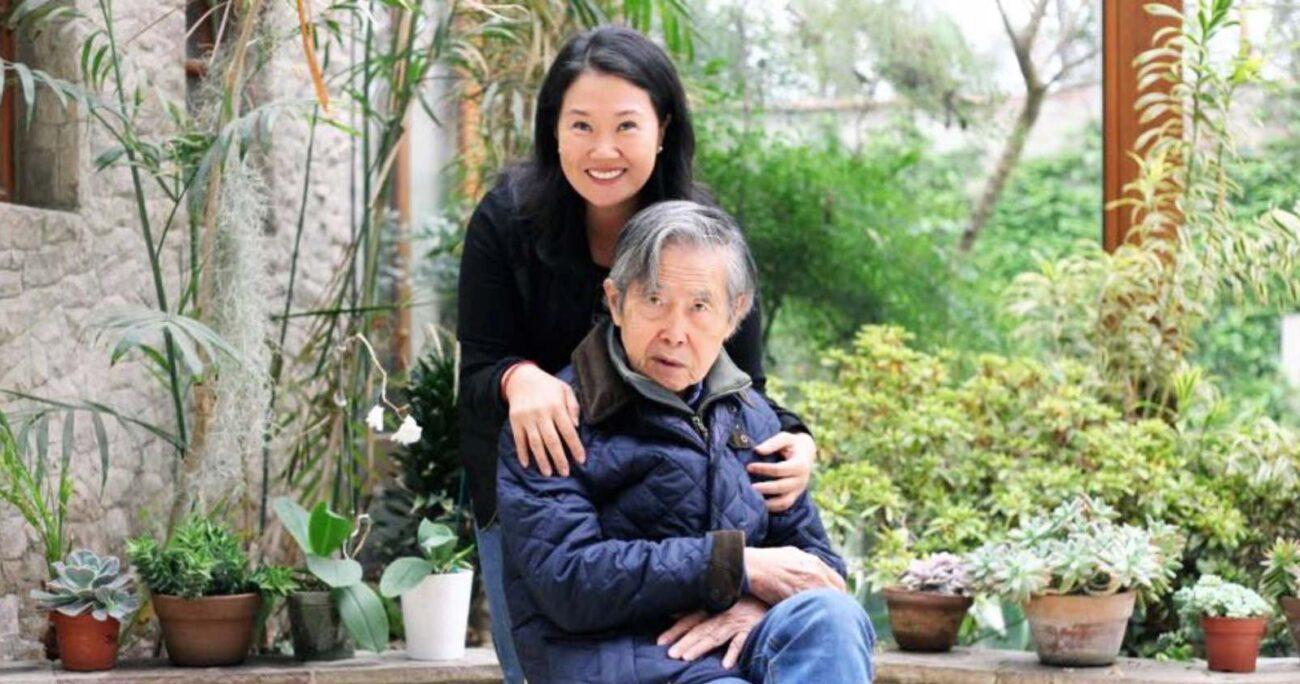 Actualmente, Fujimori está cumpliendo una condena de 25 años de prisión. Foto: Agencia UNO/Archivo